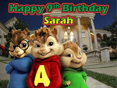alvin amp  the chipmunks   your